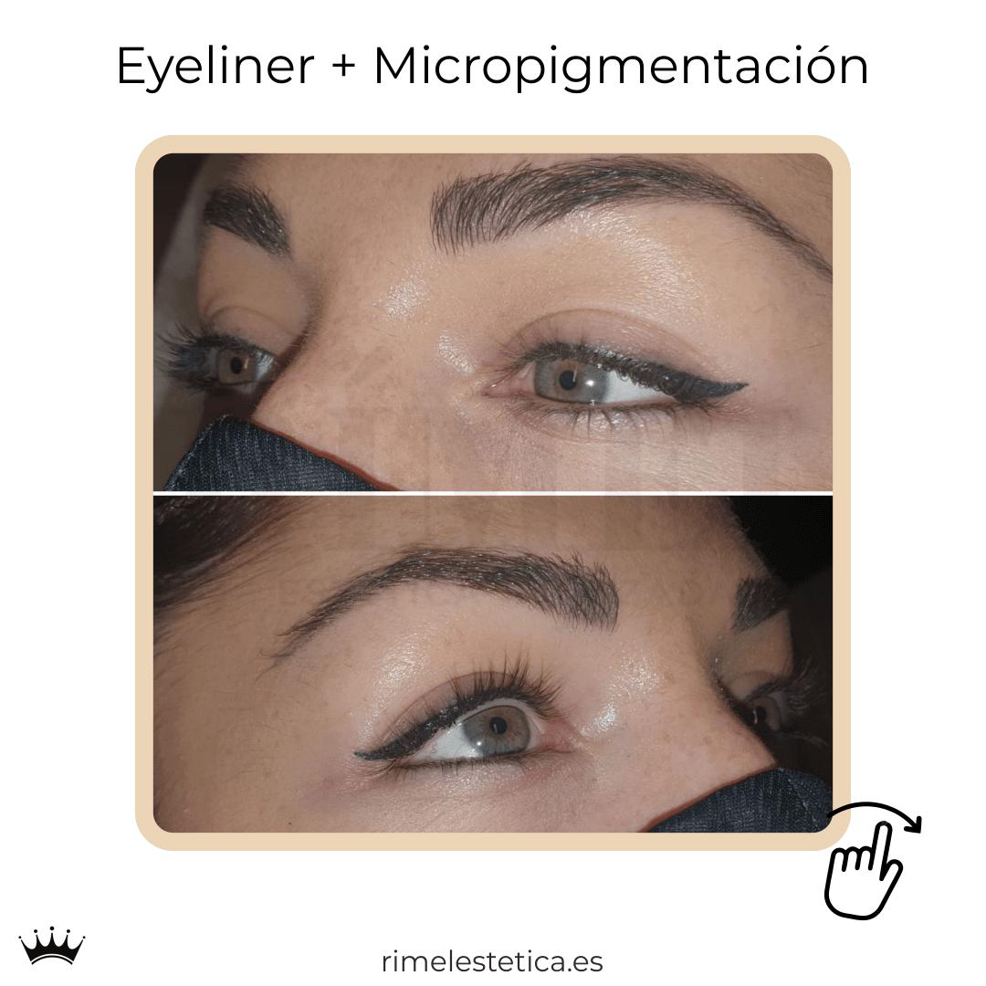 album ultimos trabajos de micropigmentacion y eyeliner de rimelestetica avanzada en torrent valencia 2